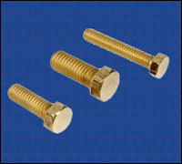 Brass Hex Bolts Hexagonal Head Bolts